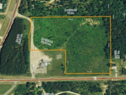 L6154 - Adams County Great Location 22 Acres State Road  21 & 13